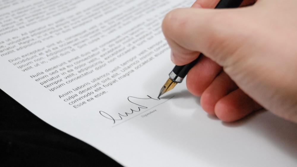 contract-document